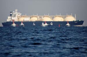 صادرات LNG آمریکا رکورد زد