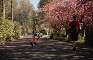 یک ربات دو پا موفق به دویدن مسافتی ۵ کیلومتری شد