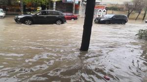 جاری شدن سیلاب در گلستان؛ از امشب بارش ها شدیدتر می شود