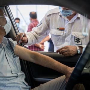 رایزنی اورژانس با وزارت بهداشت برای واکسیناسیون بیماران خاص