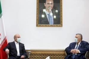 قالیباف: سطح مبادلات تجاری ایران و سوریه قابل قبول نیست