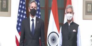 بلینکن با وزیر خارجه هند دیدار کرد؛ افغانستان و ایران محور رایزنیها