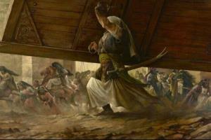 نماهنگ «فاتح و فرمانده خیبر و خندق علی»