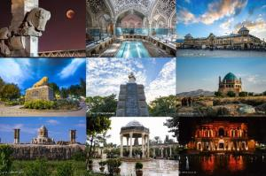 ۲۶ منطقه ایران در فهرست میراث یونسکو کدامند؟