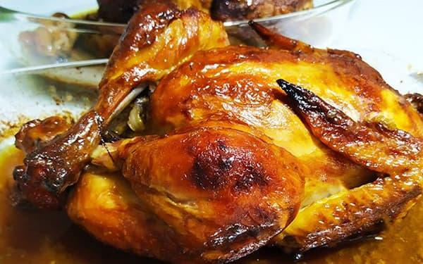 طرز تهيه مرغ بريان خانگي ساده و خوشمزه به روش رستوراني