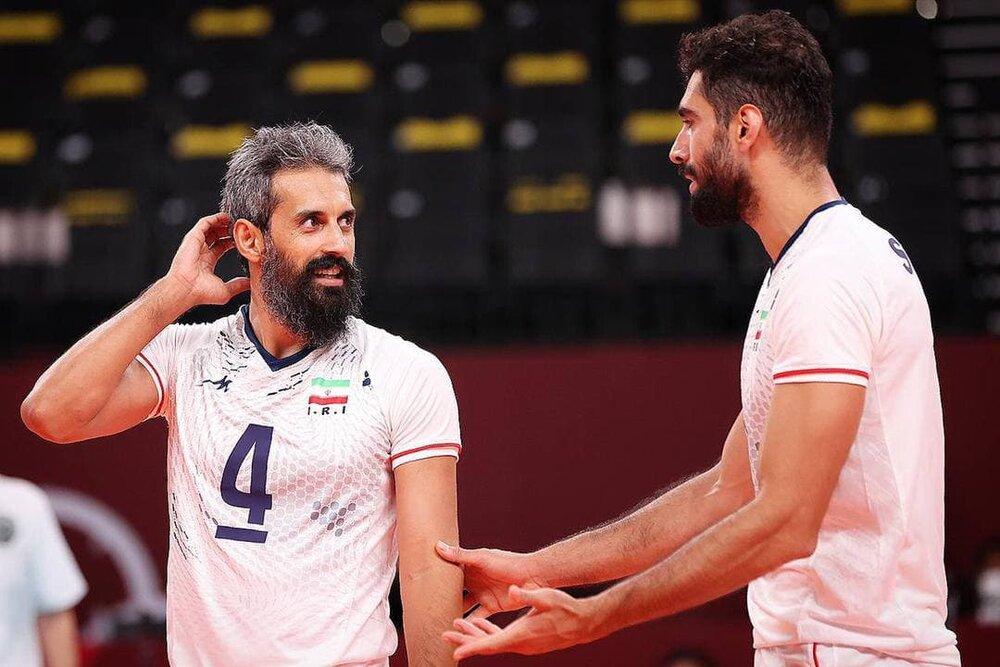 عکس/ فریم به فریم با شکست تیم ملی والیبال ایران مقابل کانادا
