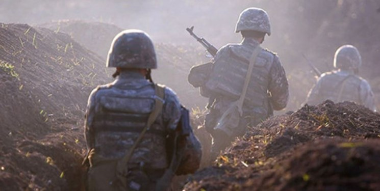 کشته و زخمي شدن 5 نظامي ارمنستان در پي حمله آذربايجان