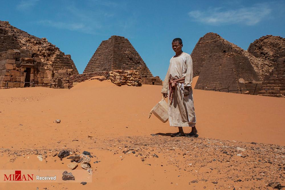 اهرام فراموش شده سودان