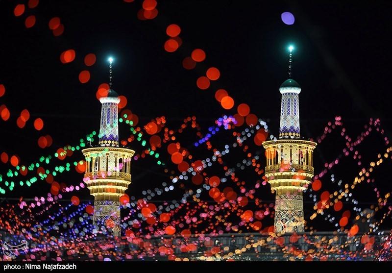 عکس/ حال و هوای حرم مطهر رضوی در آستانه عید غدیر