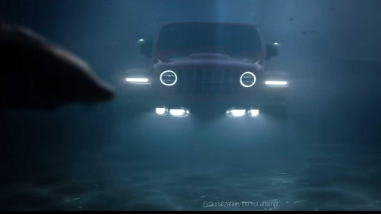 خودروهاي برقي آينده قابليت حرکت زير آب دارند