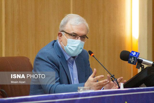 وزير بهداشت: فراتر از ميزاني که وعده داديم، واکسينه خواهيم کرد