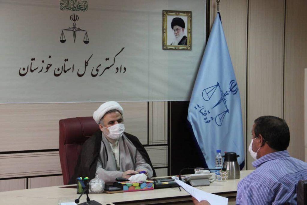 تعداد ديگري از بازداشتشدگان اعتراضات خوزستان آزاد شدند