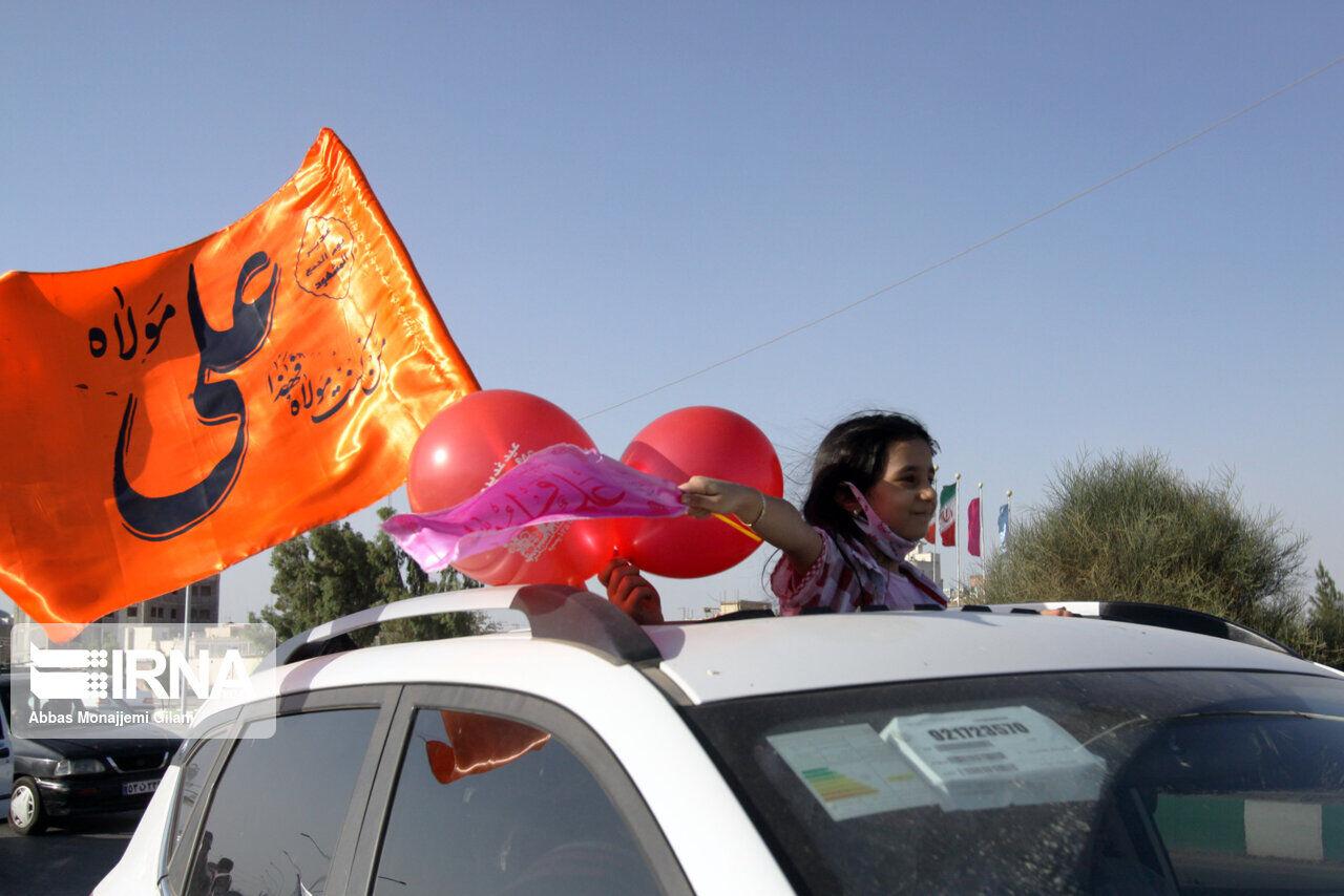 مردم خوزستان عيد غدير خم را جشن گرفتند