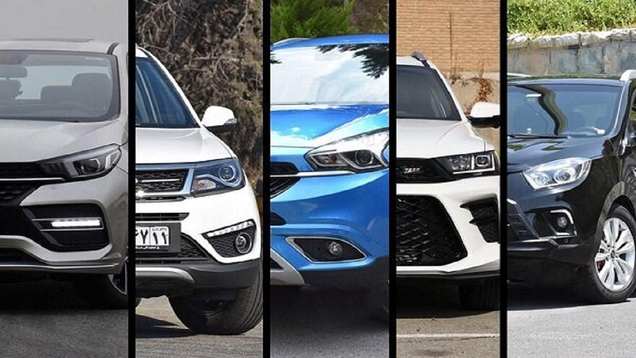 خودروهاي مونتاژي در ايران چقدر گرانتر شدند؟/ چشم بادامي ها صدرنشين خودروهاي خارجي در بازار