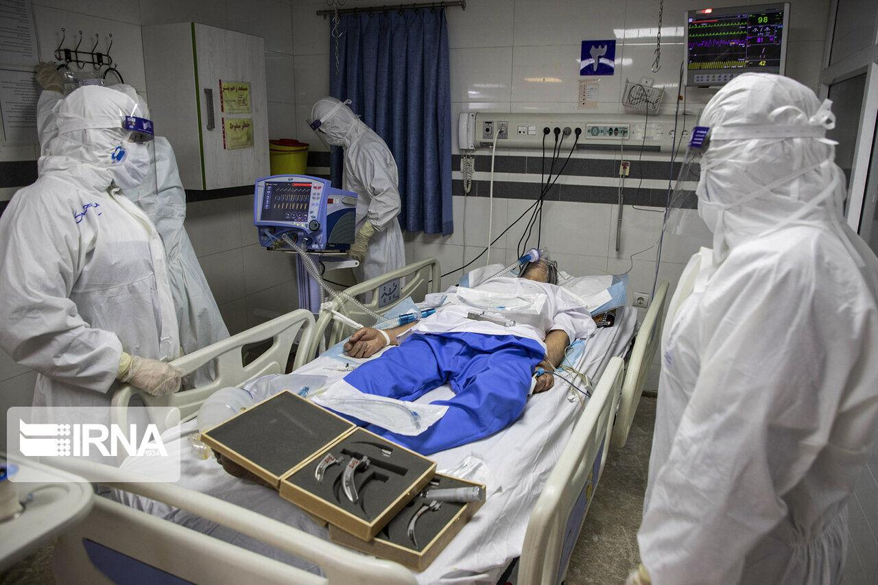۴ بيمار مبتلا به کرونا در منطقه کاشان جان باختند