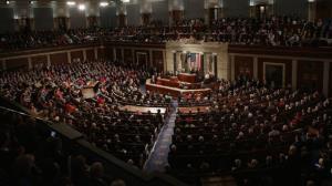 رأی سنای آمریکا به آغاز بررسی لایحه هزار میلیارد دلاری