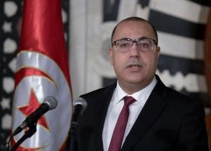 کتک خوردن نخستوزیر تونس در شب