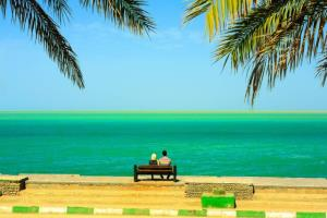 خلیجفارس آرام میگیرد