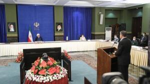 ۱۰۶ کیلومتر از راهآهن زنجان-قزوین با دستور رئیسجمهور افتتاح شد