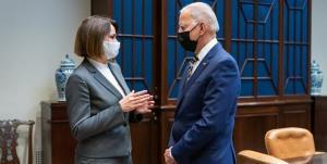 رایزنی بایدن با نامزد متواری انتخابات بلاروس علیه لوکاشنکو