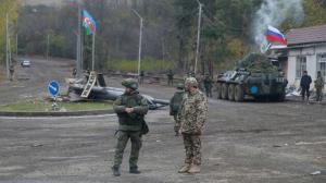 جمهوری آذربایجان و ارمنستان همدیگر را به نقض آتشبس متهم کردند