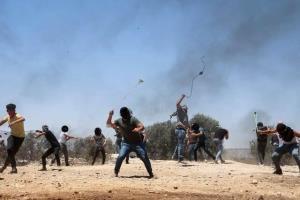 زخمی شدن چند فلسطینی در تیراندازی اشغالگران صهیونیستی در نابلس