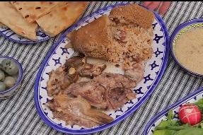 «کله گیپا» از خاص ترین و قدیمی ترین غذاهای یزد به روش سنتی