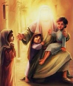 حکمت/ شاد کردن یتیمان چه پاداشی دارد؟