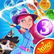 Bubble Witch 3 Saga؛ حبابها را بترکانید