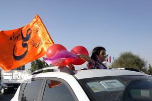 مردم خوزستان عید غدیر خم را جشن گرفتند