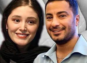 ساعاتی قبل مراسم عقد نوید محمدزاده و فرشته حسینی در روز عید غدیر