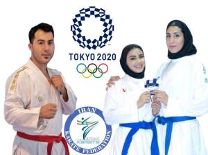 ۳ المپیکی کاراته فردا عازم توکیو میشوند