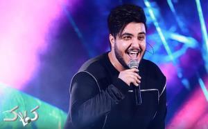 اجرای زنده و جذاب آرون افشار در خندوانه