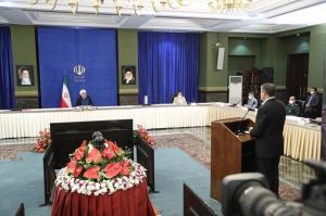 بهرهبرداری از طرحهای ملی وزارت راه با دستور روحانی