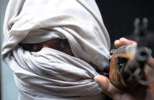 حمله طالبان به ایست بازرسی ننگرهار
