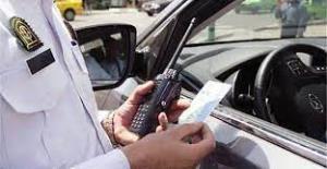 جریمه ۵۲۳ خودروی غیربومی در همدان