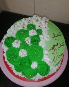 از شما/بفرمایید اینم کیک من برا عید غدیر