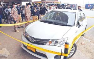 اتباع چینی در پاکستان بار دیگر هدف حمله قرار گرفتند
