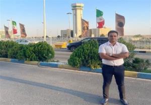 داور المپیکی کشتی تهران را به مقصد توکیو ترک کرد