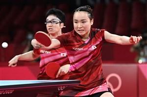 توهین و فحاشی چینیها علیه زوج قهرمان ژاپنی