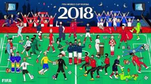 میلاد محمدی و بیرو در یادآوری فیفا از جام جهانی