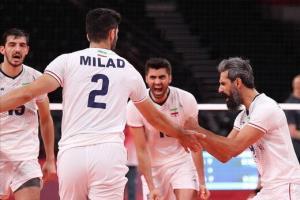 کارشکنی ژاپنیها در امور تیم ملی والیبال ایران