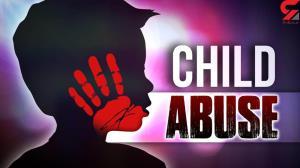 نگهداری فرزند در قفس توسط زن آمریکایی