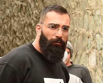 واکسن زدن حميد صفت در زندان