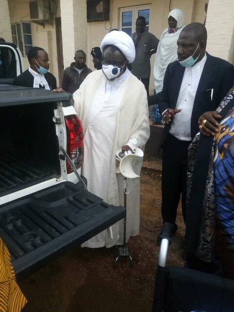 مقامات نيجريه شيخ زکزاکي و همسرش را آزاد کردند