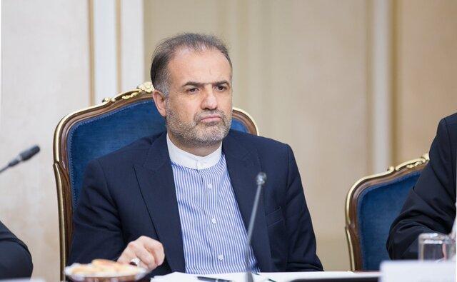 سفير ايران در مسکو: روابط ايران و روسيه در دولت رئيسي مستحکمتر ميشود