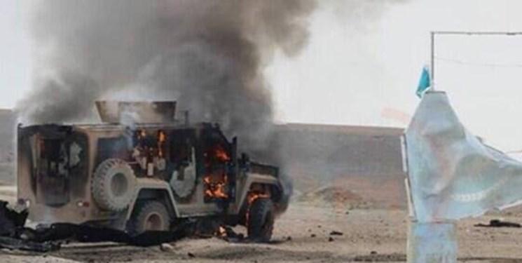 چند کاروان لجستیک آمریکا در عراق هدف قرار گرفت