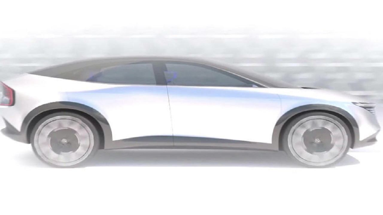 توليد خودروي جديد نيسان با باتري ريماک بوگاتي