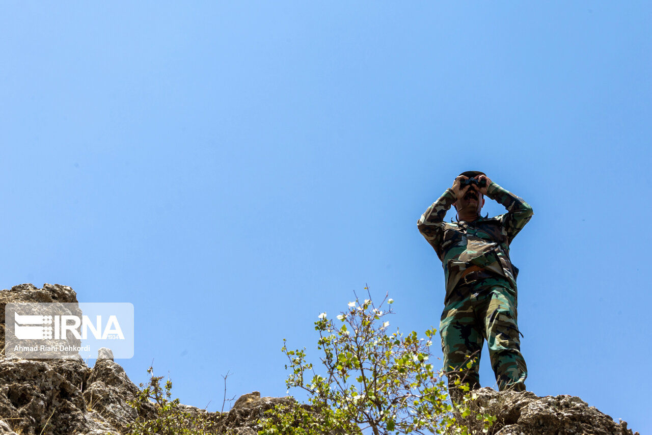 جنگلبان کُتِه باغ لردگان