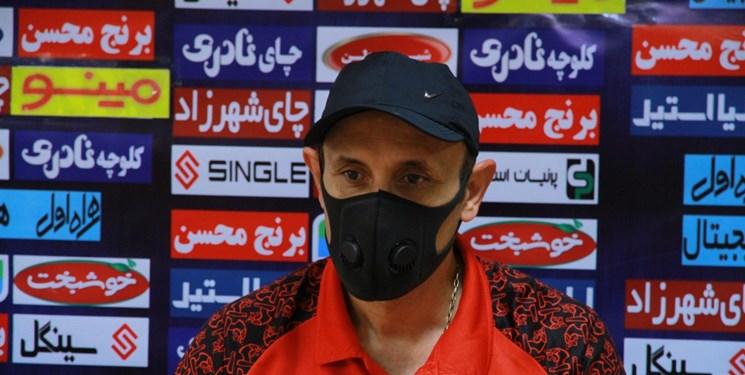 خوشوبش گلمحمدی با مجری صداوسیما